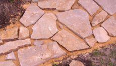 Как самому выложить садовую дорожку из камня. Укладка камня на дорожки своими руками